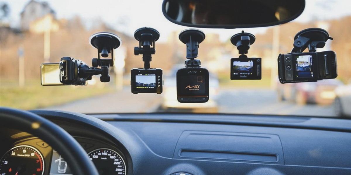 Видео с GPS и видеорегистратором